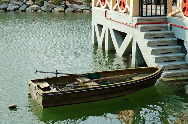 Rowboat Stock photo © tito
