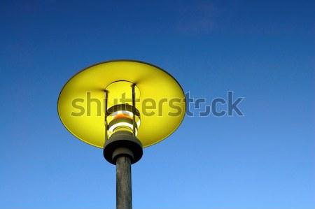 Street lamp Stock photo © tito