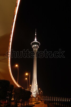 башни конвенция моста дороги путешествия Сток-фото © tito