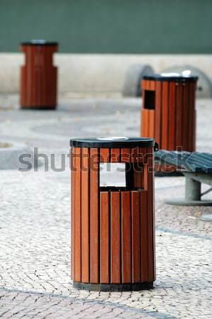 Litter bins Stock photo © tito