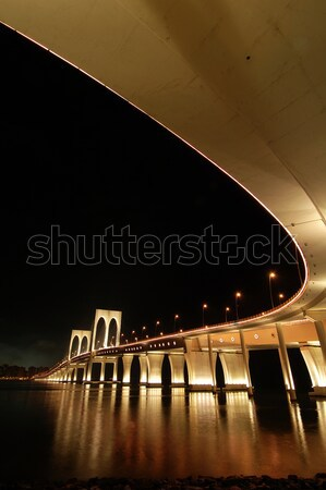 Sai Van bridge, Macau Stock photo © tito