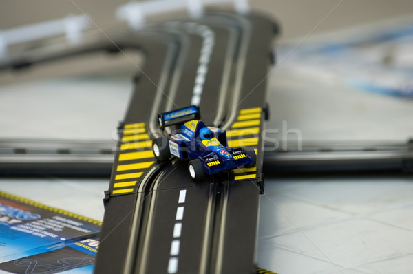 Car racing  Stock photo © tito