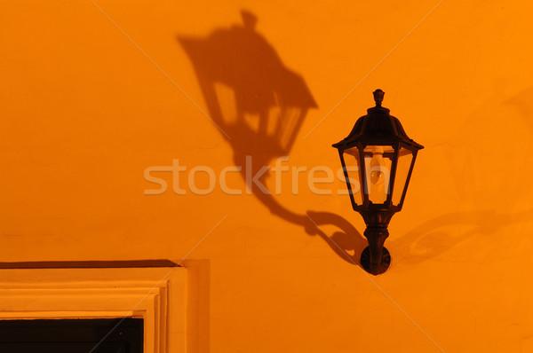 Old streetlamp Stock photo © tito