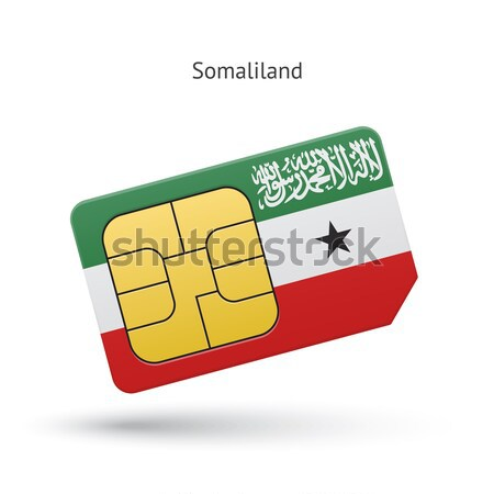 Creditcard Senegal vlag bank presentaties business Stockfoto © tkacchuk