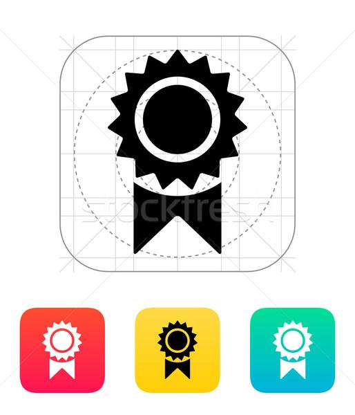 Badge icon. Stock photo © tkacchuk