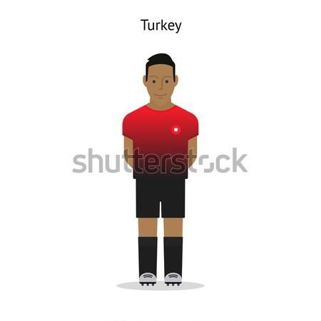 Football kit. Germany Stock photo © tkacchuk