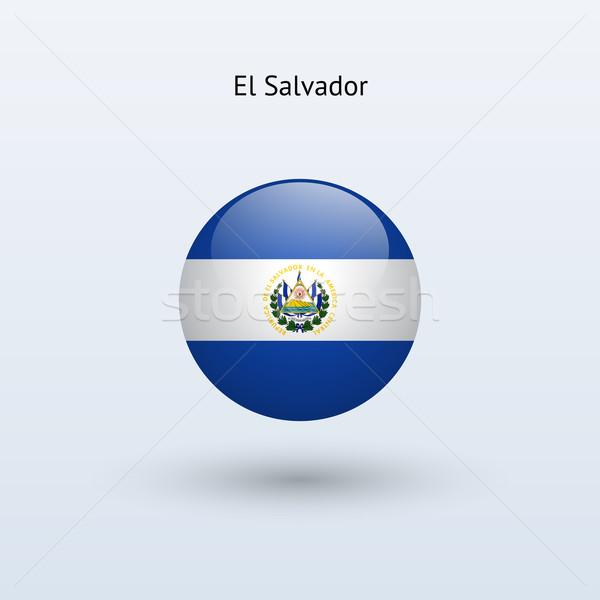 エルサルバドル フラグ グレー にログイン ウェブ 旅行 ストックフォト © tkacchuk