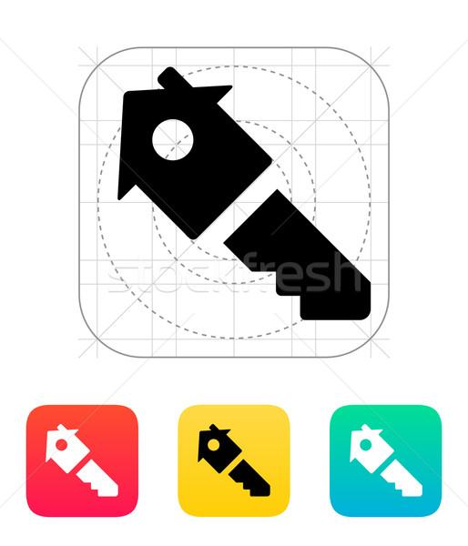 House key icon. Stock photo © tkacchuk