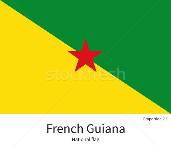 флаг французский исправить элемент цветами образование Сток-фото © tkacchuk