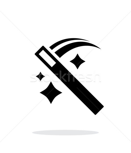 Move magic wand icon. Stock photo © tkacchuk