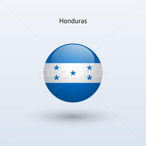 Гондурас флаг серый знак веб путешествия Сток-фото © tkacchuk