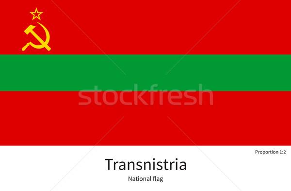 Bandera corregir elemento colores educación libros Foto stock © tkacchuk