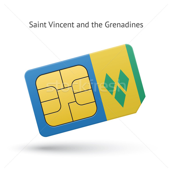 святой телефон карт флаг бизнеса дизайна Сток-фото © tkacchuk