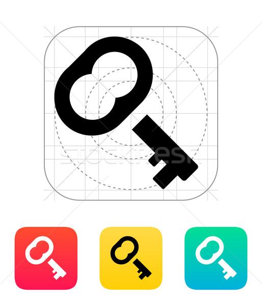 Case key icon. Stock photo © tkacchuk