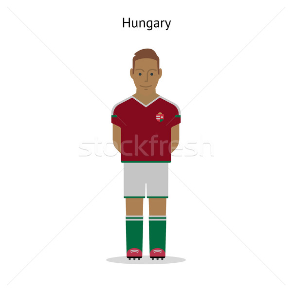 Astounding soccer uniform vector pics