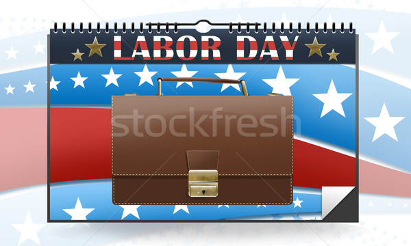 labor day Stock photo © TLFurrer