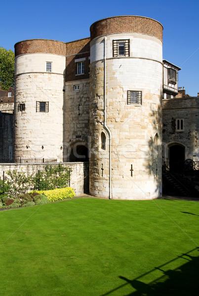 Tour Londres château tourisme célèbre royal Photo stock © tlorna