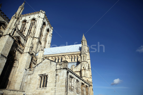 York minster cathedral church Stock photo © tlorna