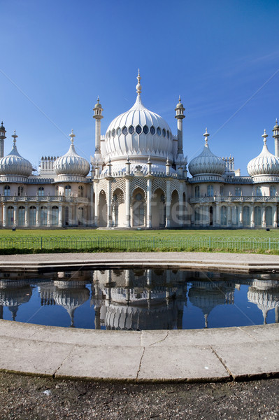 Royal pavilion in brighton in England Stock photo © tlorna