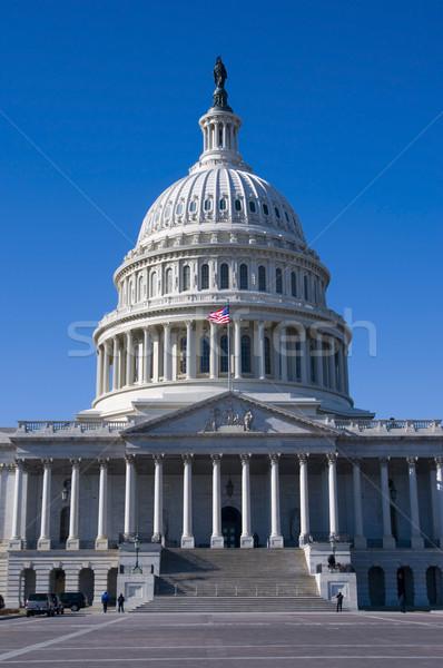 Capitol Building Stock photo © tmainiero