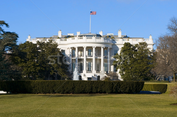 White House Stock photo © tmainiero