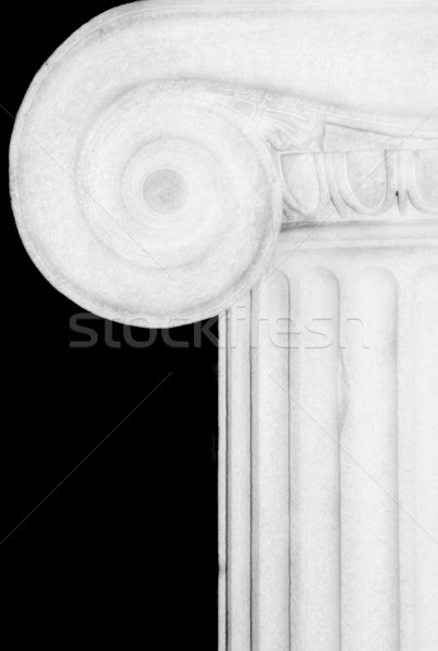 Column Detail Stock photo © tmainiero