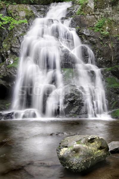 Spruce Flat Falls Stock photo © tmainiero