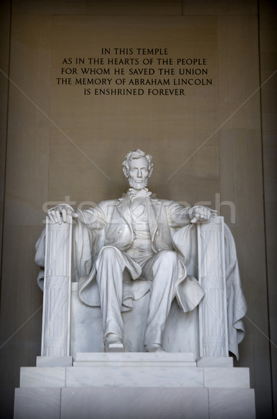 Lincoln Memorial Stock photo © tmainiero