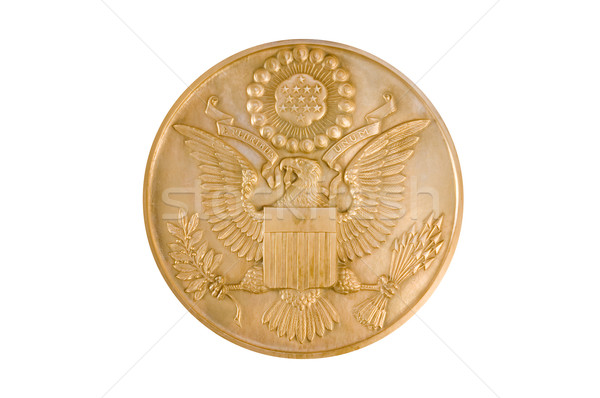 Great Seal of the United States Stock photo © tmainiero