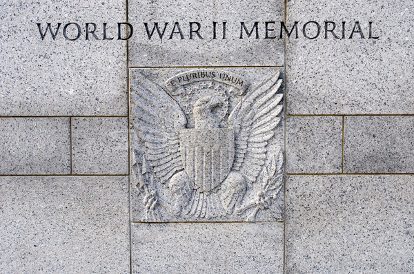 World War Two Memorial Stock photo © tmainiero