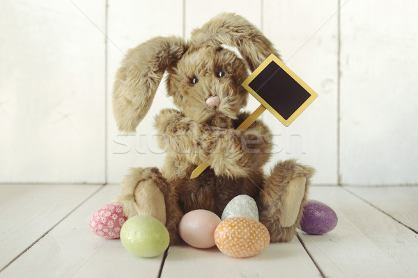 Easter Bunny Themed Holiday Occasion Image Stock photo © tobkatrina