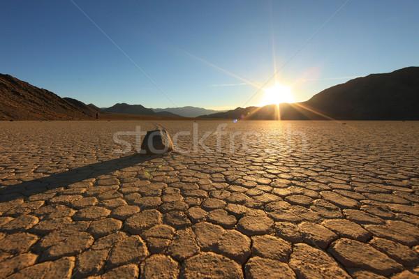 美しい 砂丘 死 谷 カリフォルニア 公園 ストックフォト © tobkatrina