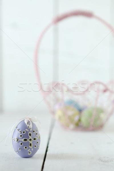 イースター 休日 静物 シーン 自然光 春 ストックフォト © tobkatrina