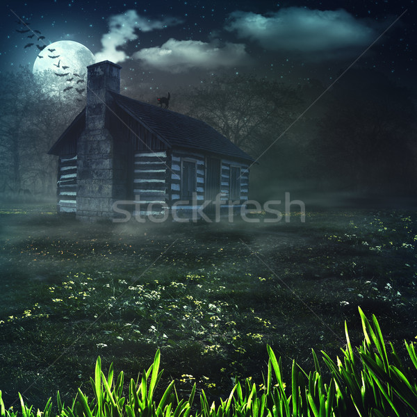 Spooky. Abstract Helloween backgrounds for your design Stock photo © tolokonov