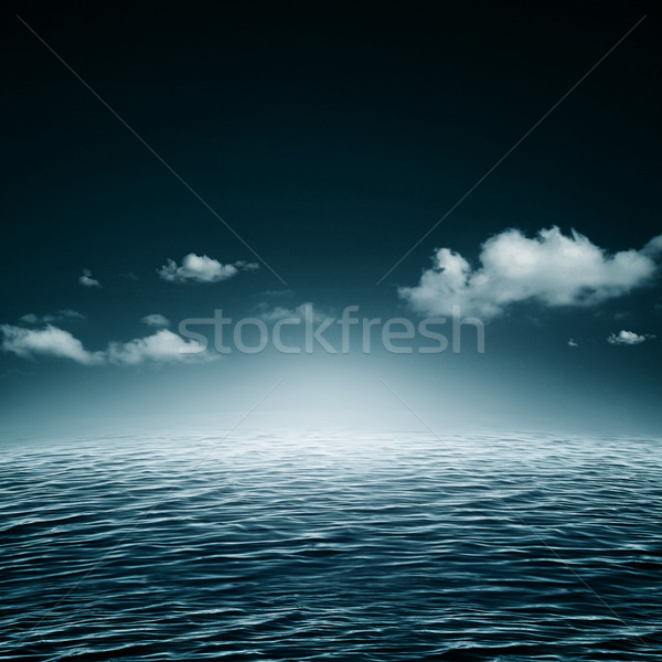 Water symphony. Abstract natural backgrounds Stock photo © tolokonov