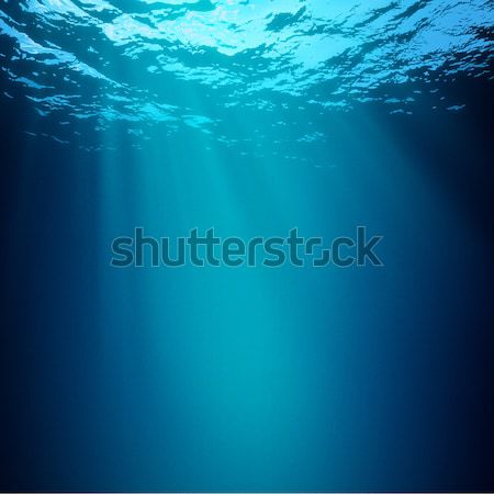 Water World. Global environmental backgrounds for your design Stock photo © tolokonov