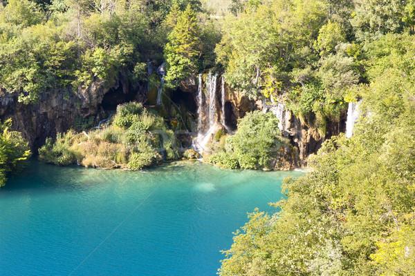 Beauté parc Croatie vue unesco lieu Photo stock © tomasz_parys