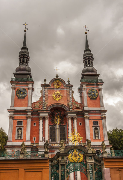 Holy Lipka Church - Poland. Stock photo © tomasz_parys