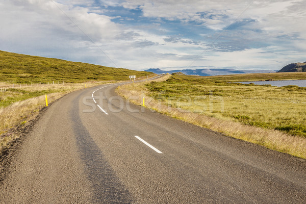 Route nr 60 - Iceland. Stock photo © tomasz_parys