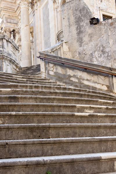 Dubrovnik, Croatia Stock photo © tomasz_parys