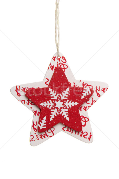 decoration for christmas tree Stock photo © Tomjac1980