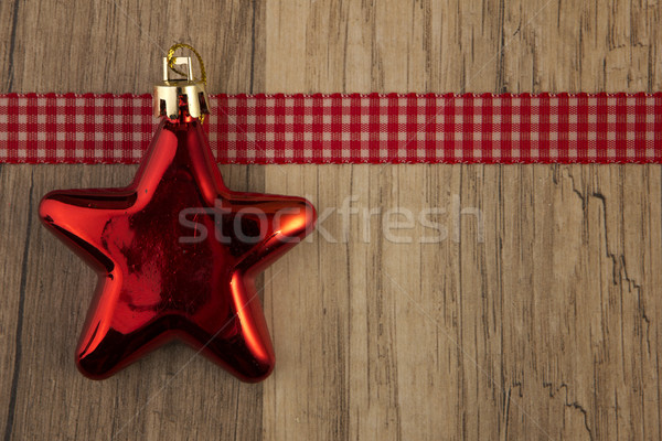 moravian star red Stock photo © Tomjac1980