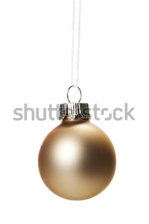 christmas ornaments Stock photo © Tomjac1980