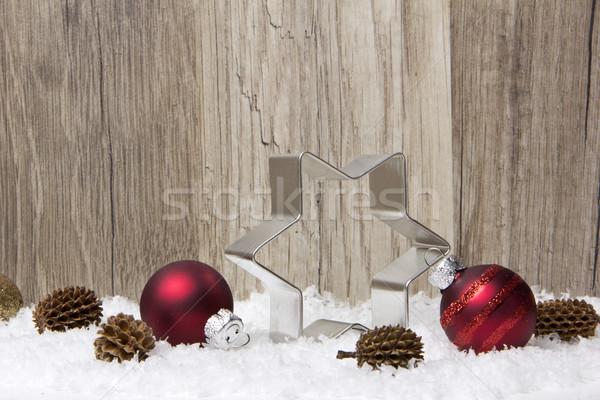 christmas decoration Stock photo © Tomjac1980