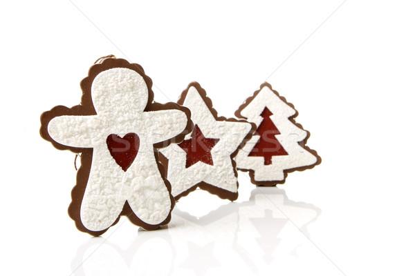 christmas, gingerbread Stock photo © Tomjac1980