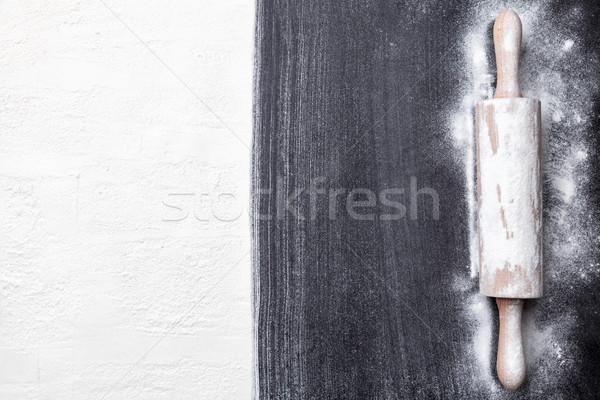 Stockfoto: Koken · exemplaar · ruimte · variëteit · ingrediënten