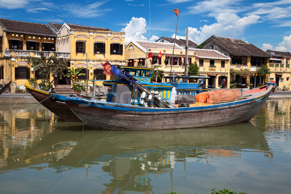 City of Hoi An Stock photo © tommyandone