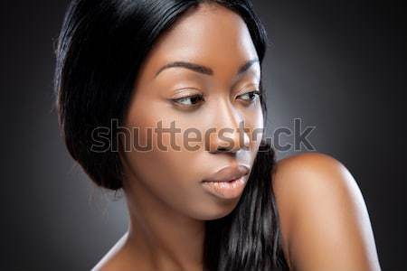 Perfect black beauty  Stock photo © tommyandone