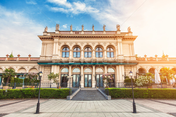 Viena Austria histórico viaje arquitectura Europa Foto stock © tommyandone