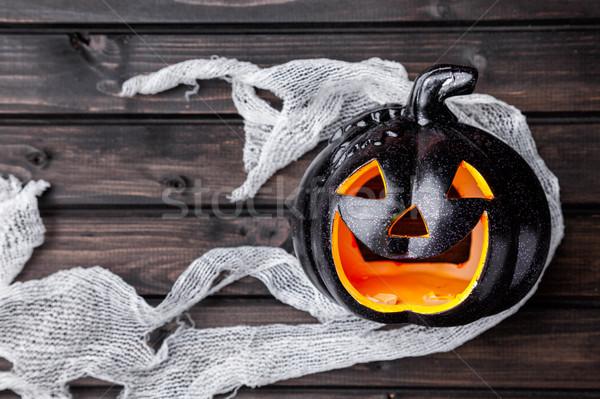 Foto d'archivio: Tradizionale · scary · halloween · vacanze · fuoco